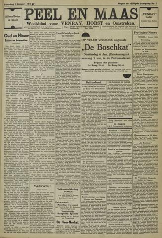 Peel en Maas 1938