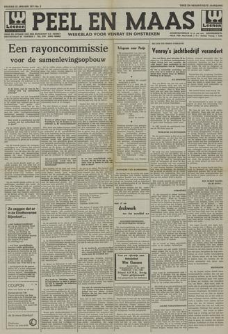 Peel en Maas 1971-01-22