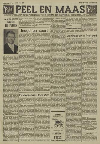 Peel en Maas 1959-06-27