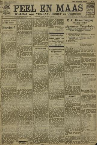 Peel en Maas 1931