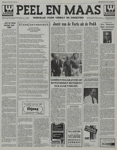 Peel en Maas 1984