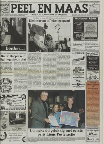 Peel en Maas 1998-12-03