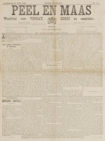Peel en Maas 1889-06-15