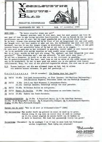 Ysselsteyns Nieuwsblad 1989-11-17