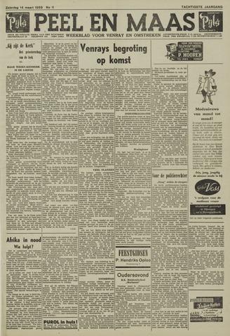 Peel en Maas 1959-03-14