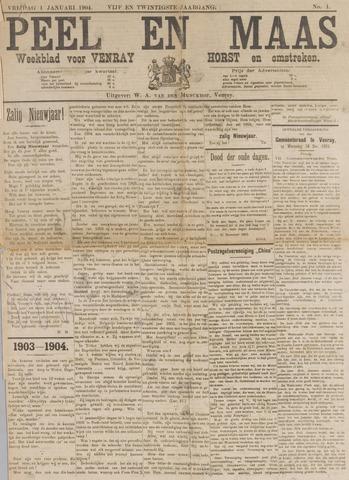 Peel en Maas 1904