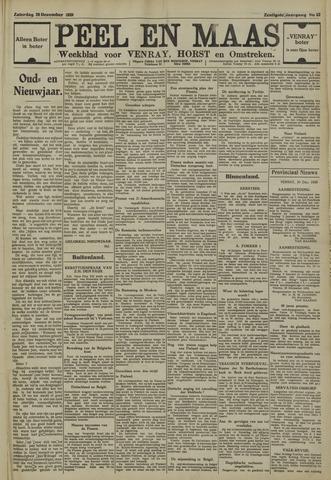 Peel en Maas 1939-12-30
