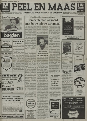 Peel en Maas 1989-11-02