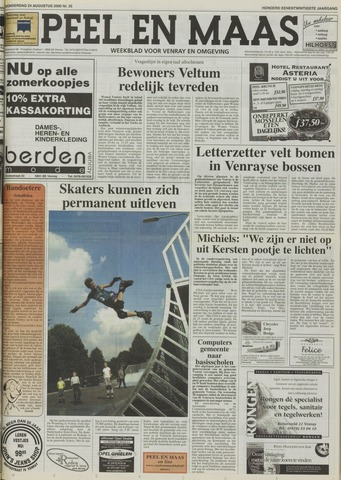 Peel en Maas 2000-08-24