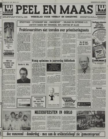 Peel en Maas 1984-06-22