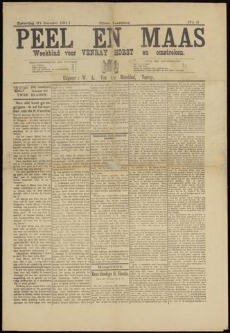 Peel en Maas 1911-01-21