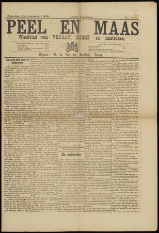 Peel en Maas 1908-08-15