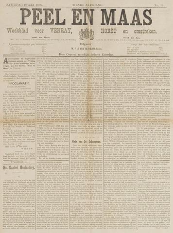 Peel en Maas 1889-05-18