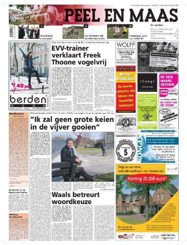 Peel en Maas 2009-10-01