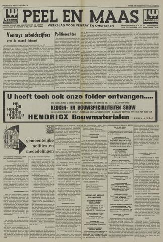 Peel en Maas 1971-03-12