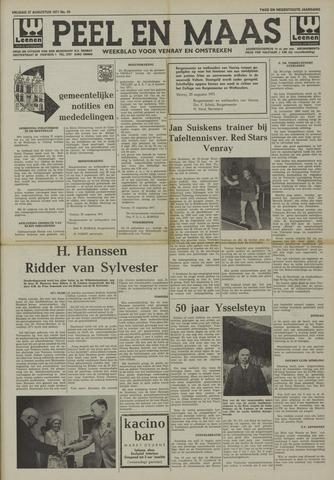 Peel en Maas 1971-08-27