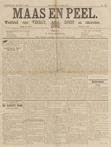 Peel en Maas 1888-06-23