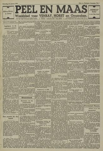 Peel en Maas 1942-01-24