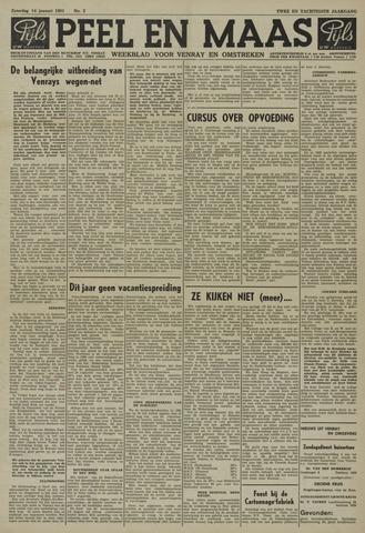 Peel en Maas 1961-01-14
