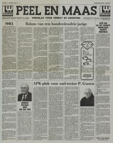 Peel en Maas 1983
