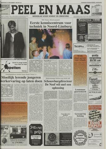 Peel en Maas 1998-12-10
