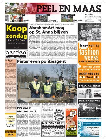 Peel en Maas 2009-03-26