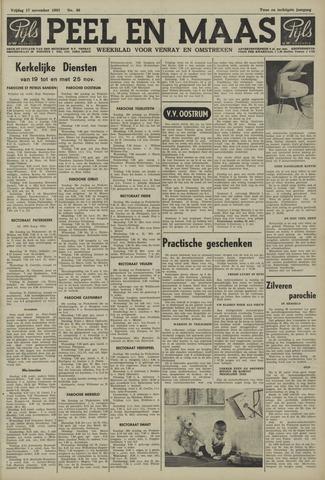 Peel en Maas 1961-11-17