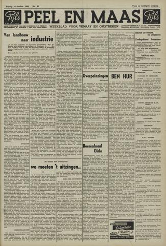 Peel en Maas 1961-10-20