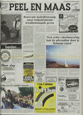 Peel en Maas 1998-10-01