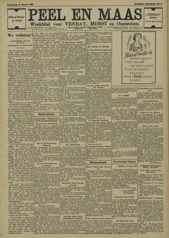 Peel en Maas 1939-03-18