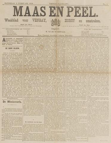 Peel en Maas 1889-02-02