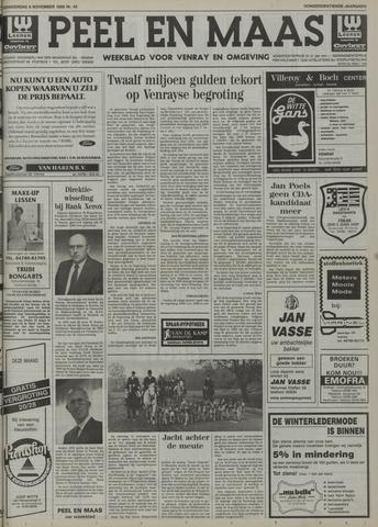 Peel en Maas 1989-11-09