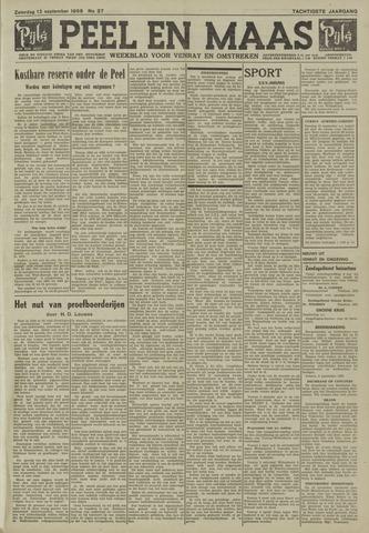 Peel en Maas 1959-09-12