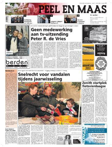 Peel en Maas 2009-01-01