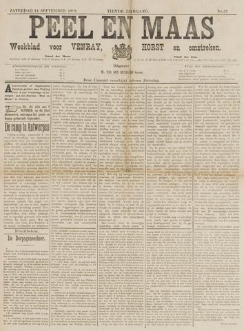 Peel en Maas 1889-09-14