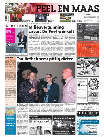 Peel en Maas 2009-04-23