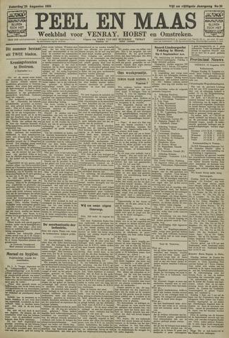 Peel en Maas 1934-08-25