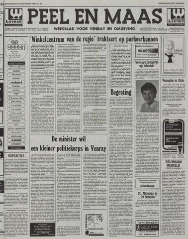 Peel en Maas 1984-11-29