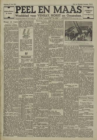 Peel en Maas 1942-06-27