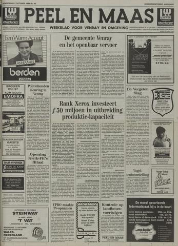 Peel en Maas 1989-10-05