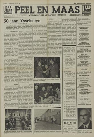 Peel en Maas 1971-09-03