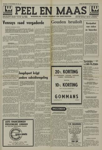 Peel en Maas 1971-12-10