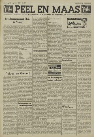 Peel en Maas 1959-08-22