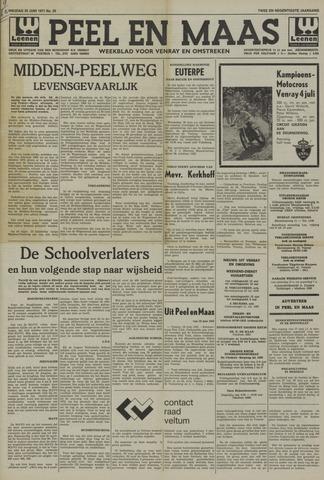 Peel en Maas 1971-06-25