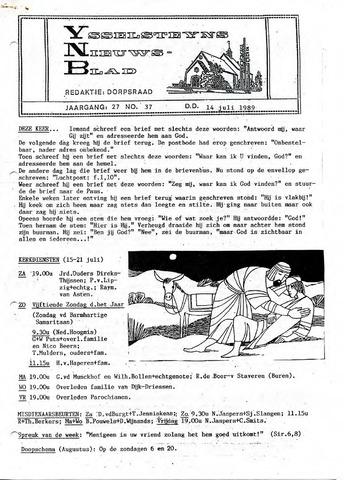 Ysselsteyns Nieuwsblad 1989-07-14