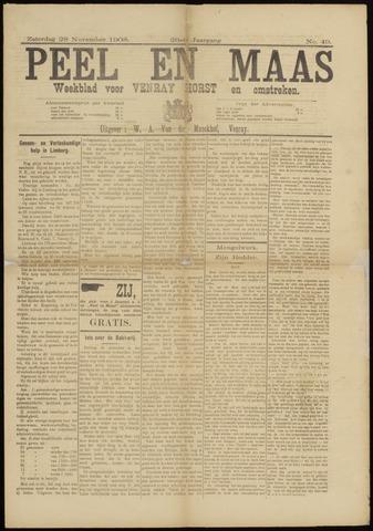 Peel en Maas 1908-11-28