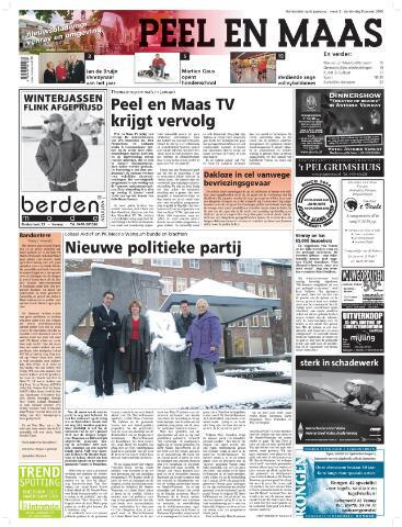 Peel en Maas 2009-01-08
