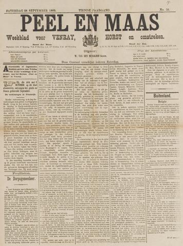 Peel en Maas 1889-09-28