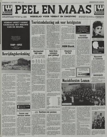 Peel en Maas 1984-09-27