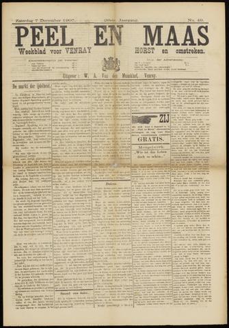 Peel en Maas 1907-12-07